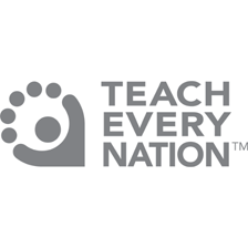 Teach Every Nation Retina Logo
